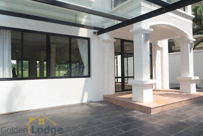 Furnished villa for rent in Ciputra Hanoi 5 beds 4 baths 1