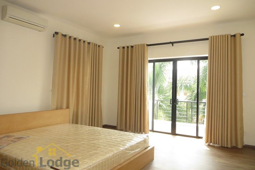 Furnished villa for rent in Ciputra Hanoi 5 beds 4 baths 25