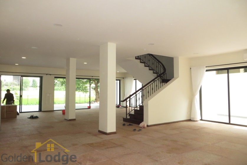 Furnished villa for rent in Ciputra Hanoi 5 beds 4 baths 5