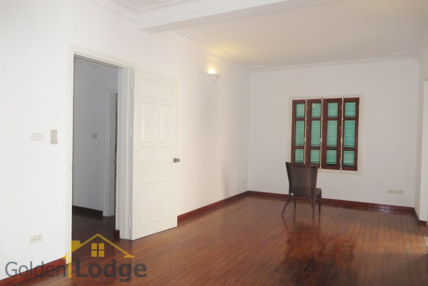 House in Tay Ho rental with 4 bedrooms, partly furnished 17