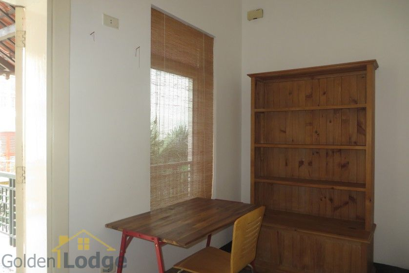 House in Xuan Dieu Tay Ho, Hanoi to lease with swimming pool 12