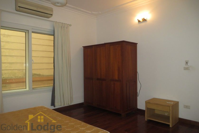 House in Xuan Dieu Tay Ho, Hanoi to lease with swimming pool 19