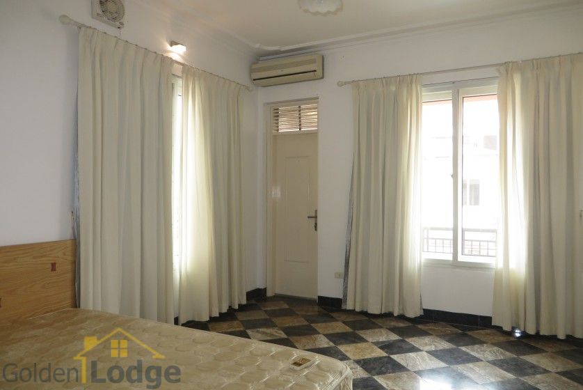 House in Xuan Dieu Tay Ho, Hanoi to lease with swimming pool 21