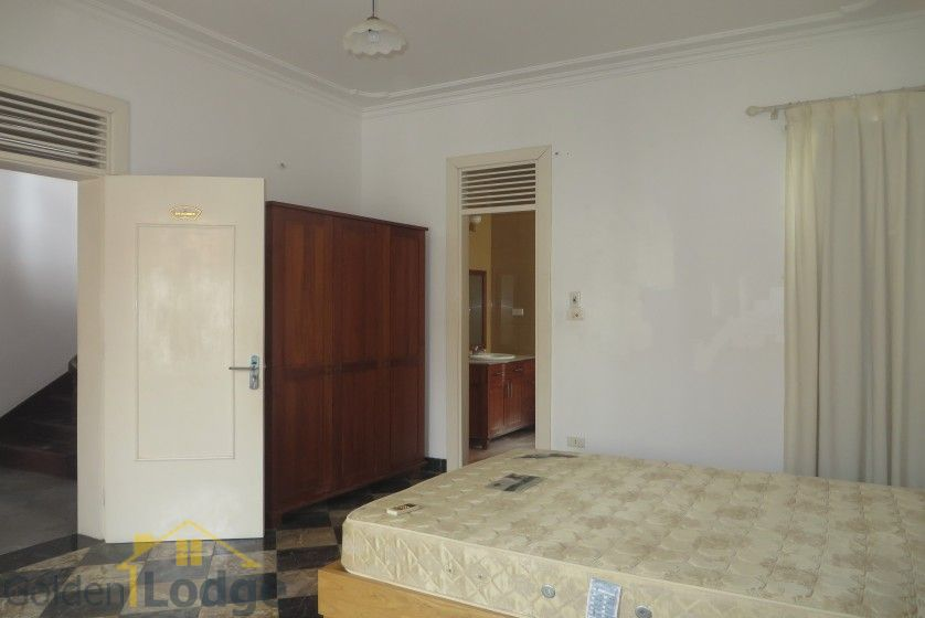 House in Xuan Dieu Tay Ho, Hanoi to lease with swimming pool 22