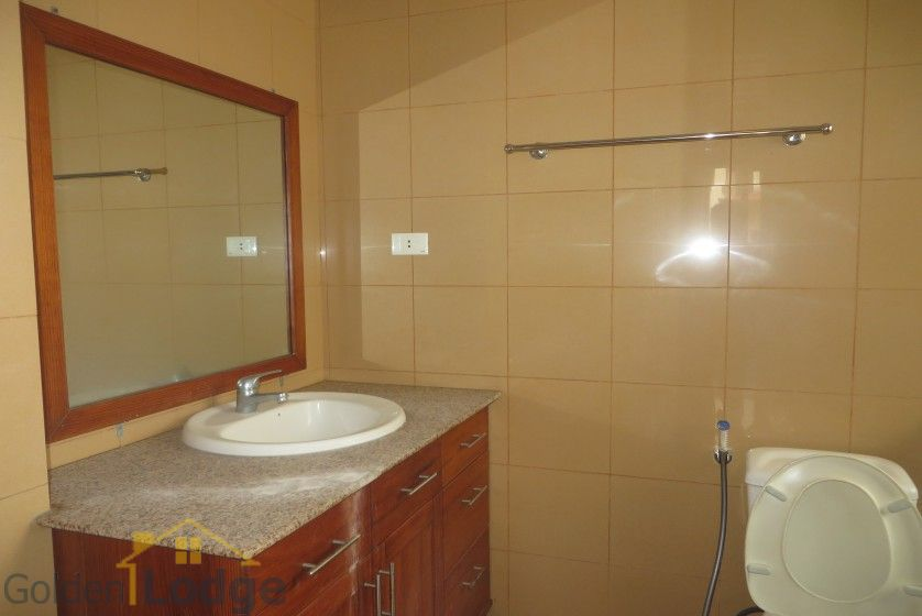 House in Xuan Dieu Tay Ho, Hanoi to lease with swimming pool 23