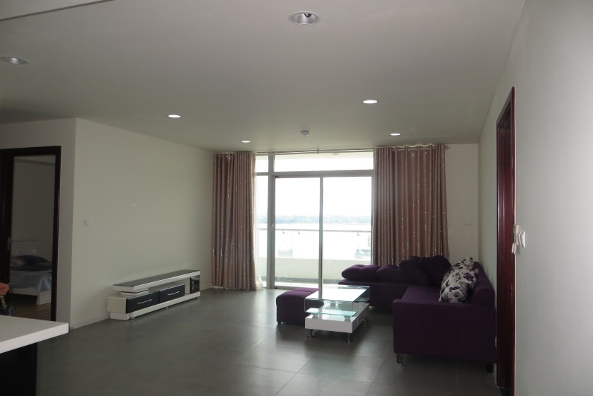 Lake view Watermark Hanoi apartment 02 beds 02 baths furnished