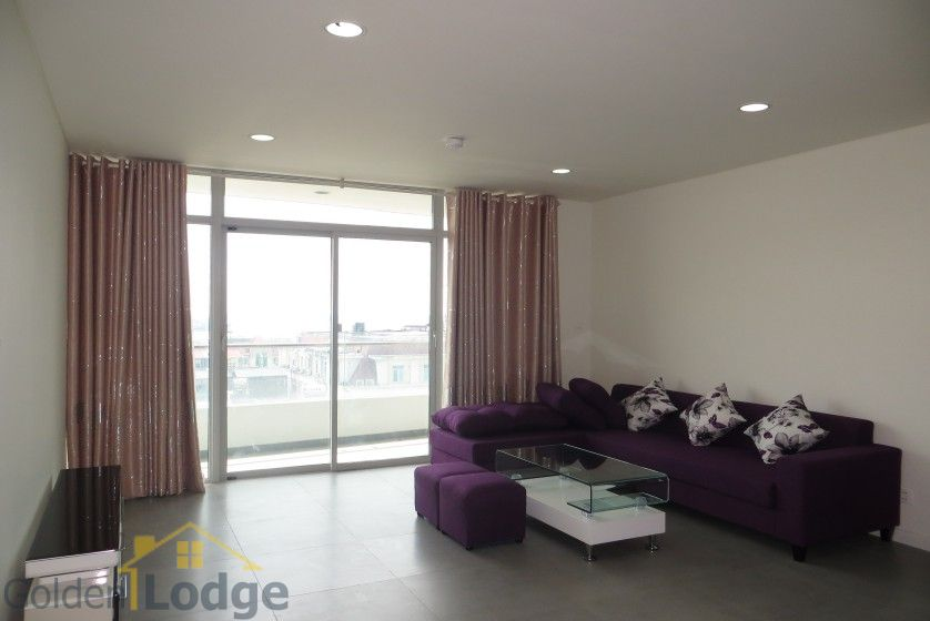 Lake view Watermark Hanoi apartment 02 beds 02 baths furnished 1
