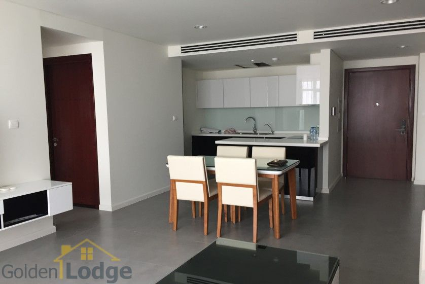 Lakeview apartment in Watermark Hanoi with 2 beds, 2 baths 1
