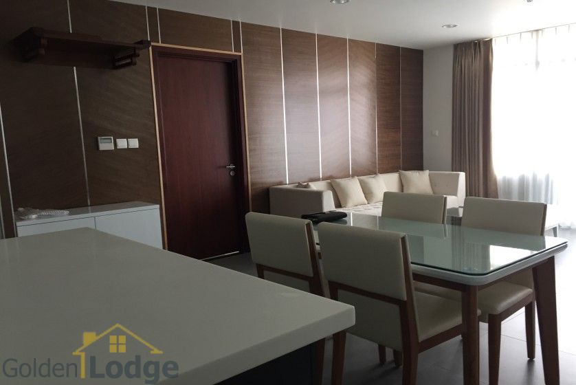 Lakeview apartment in Watermark Hanoi with 2 beds, 2 baths 3