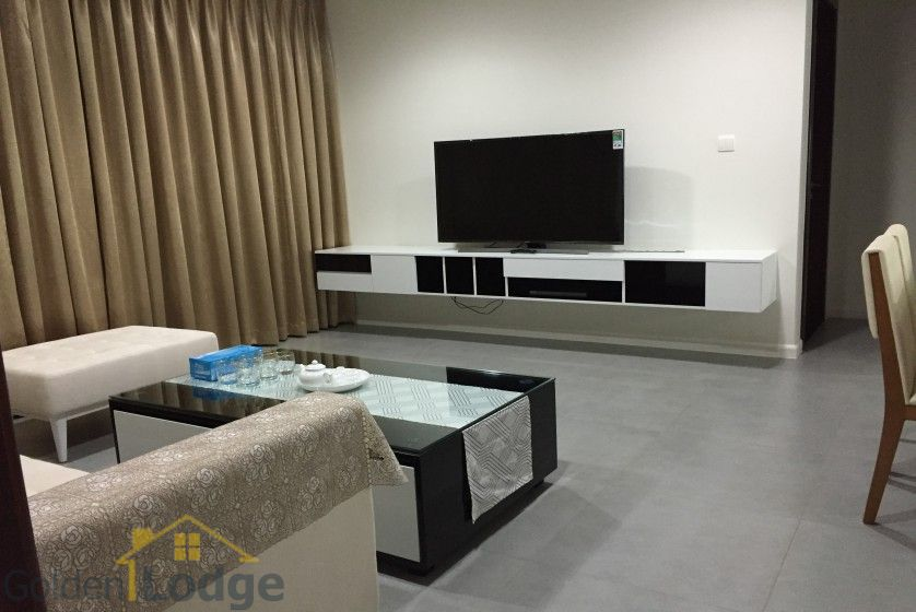 Lakeview apartment in Watermark Hanoi with 2 beds, 2 baths 5