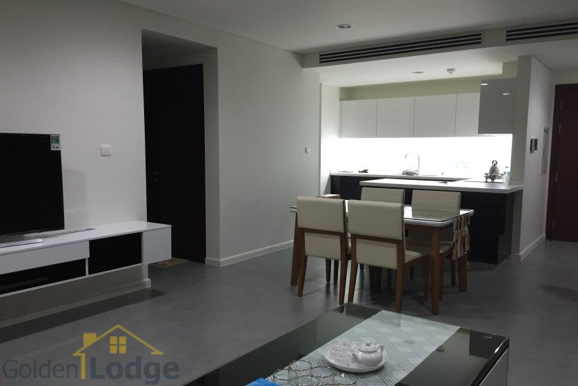 Lakeview apartment in Watermark Hanoi with 2 beds, 2 baths 6