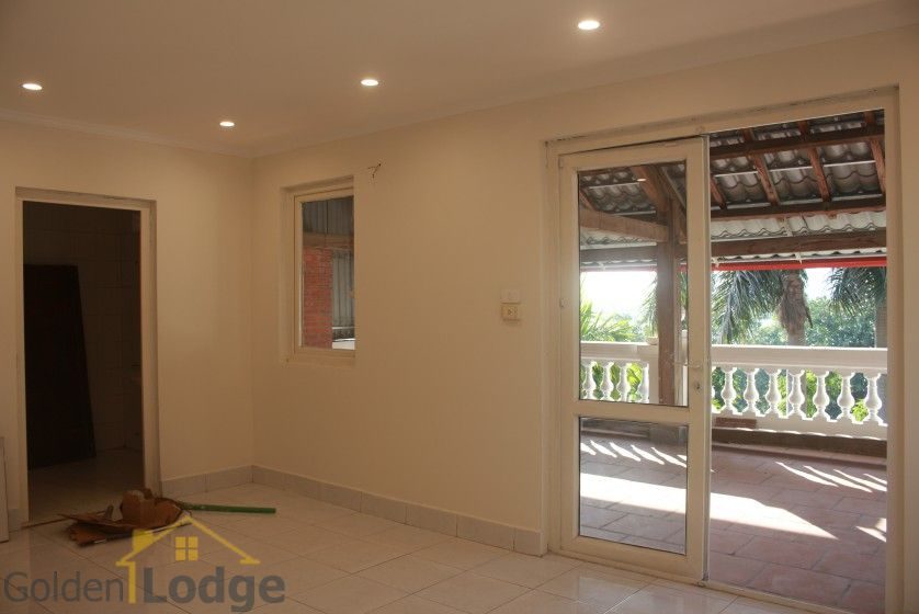 Large garden Tay Ho house for rent Hanoi with 5 bedrooms 23