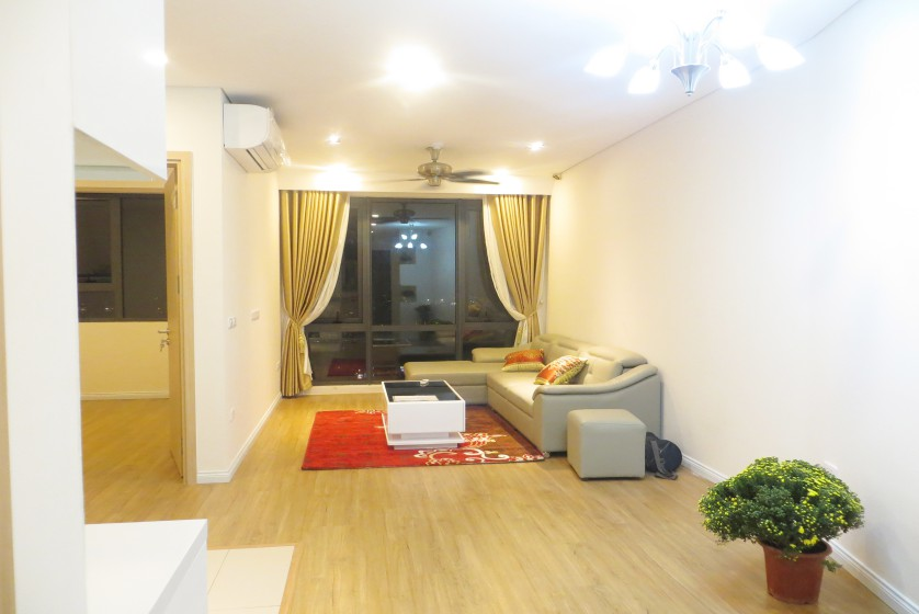 Mipec Long Bien apartment for rent with furnished, 2 bedrooms