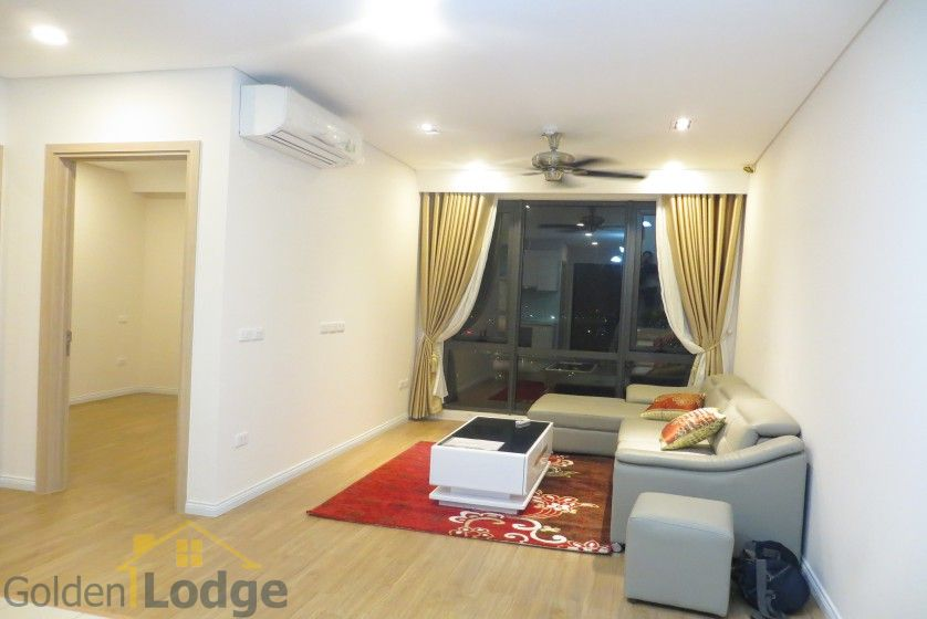 Mipec Long Bien apartment for rent with furnished, 2 bedrooms 1
