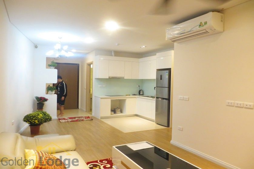 Mipec Long Bien apartment for rent with furnished, 2 bedrooms 2