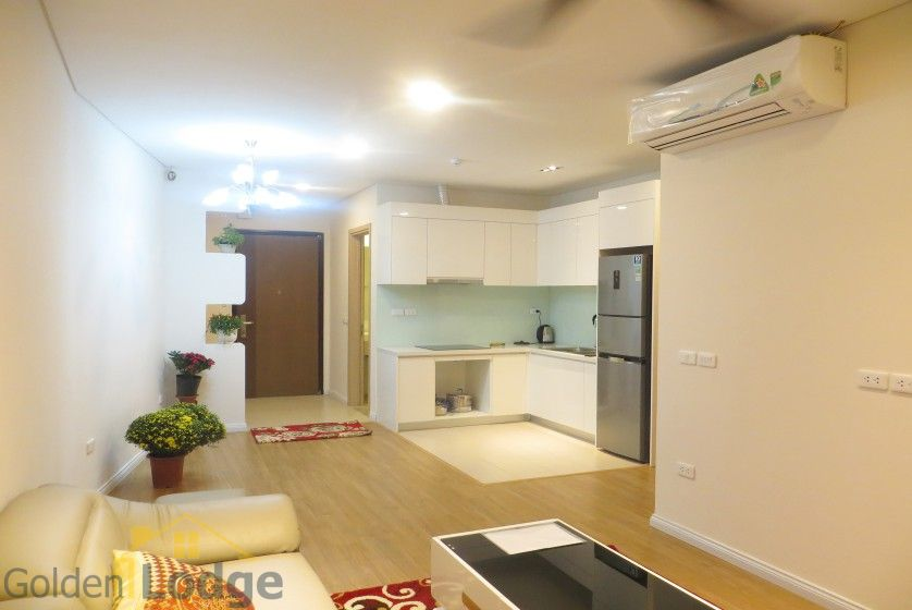 Mipec Long Bien apartment for rent with furnished, 2 bedrooms 3