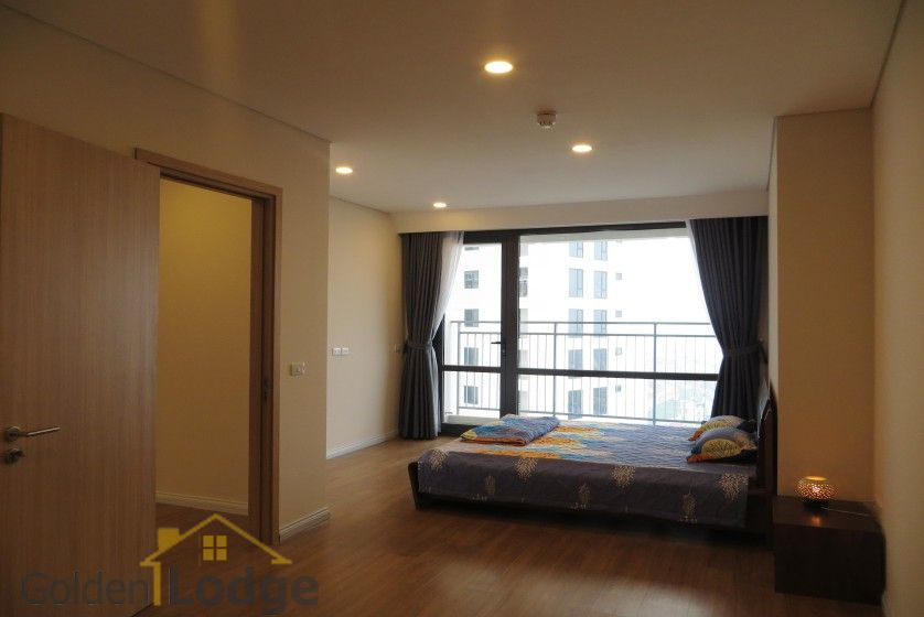 Mipec Riverside apartment 3 bedrooms, 02 shower rooms, 130m2 9