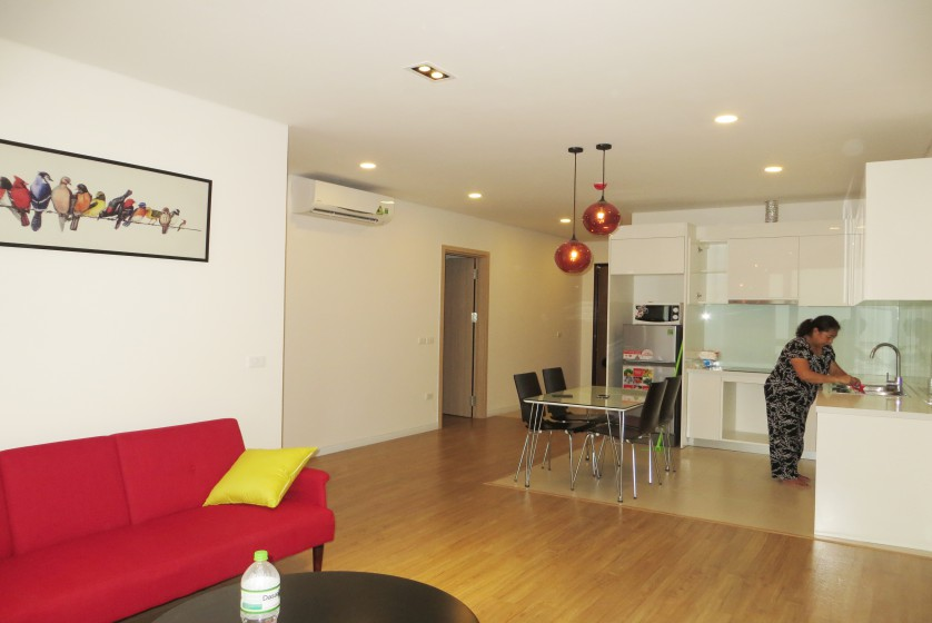 Mipec Riverside Long Bien Apartment 2 bedrooms fully furnished