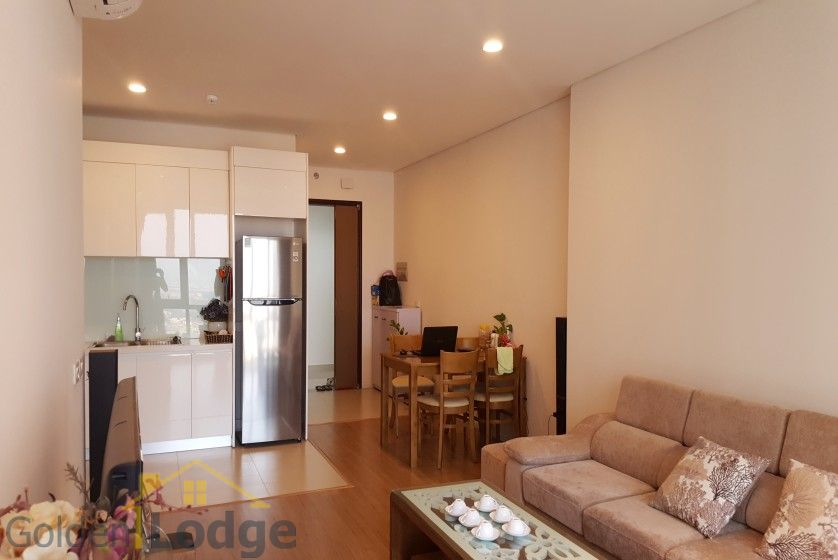 Mipec Riverside Long Bien apartment to rent 2 bedrooms furnished