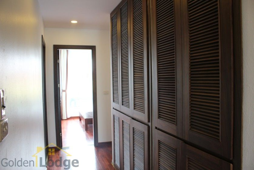 New furnished 04 bedroom apartment in To Ngoc Van Tay Ho 13
