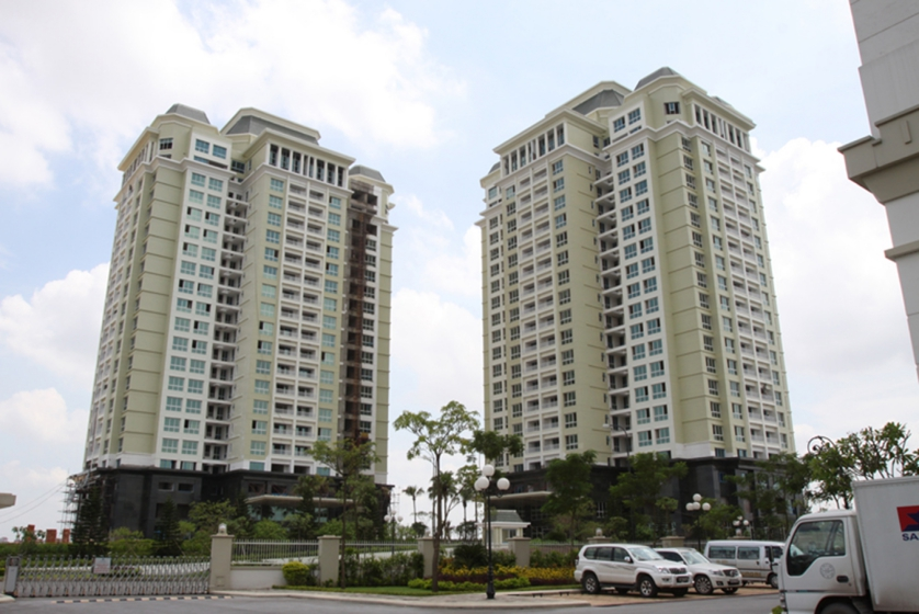 ParkLane Apartment P1-P2 Tower Ciputra Hanoi