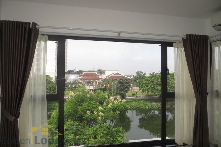 Partly Tay Ho house for rent with lake view, Sheraton hotel nearby 13