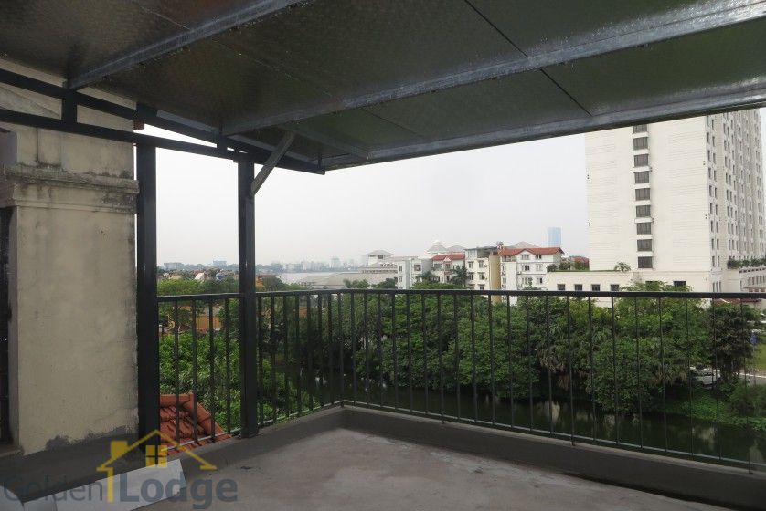 Partly Tay Ho house for rent with lake view, Sheraton hotel nearby 21