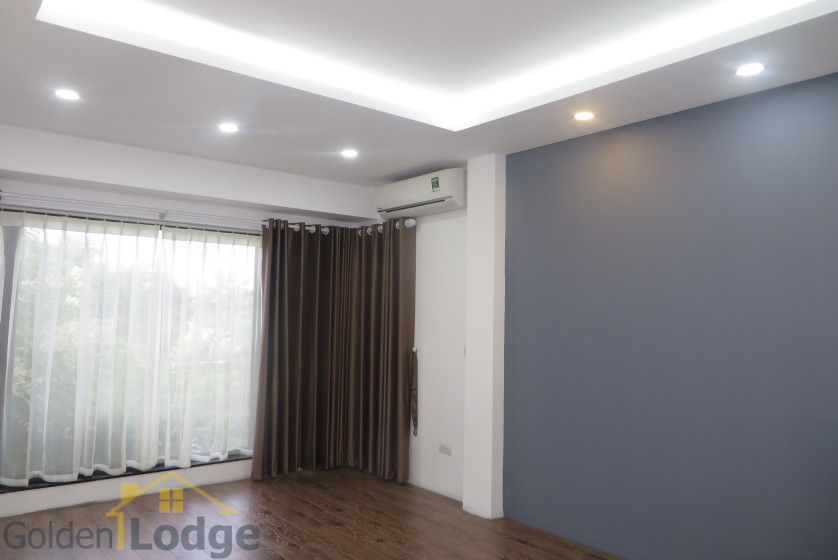 Partly Tay Ho house for rent with lake view, Sheraton hotel nearby 9