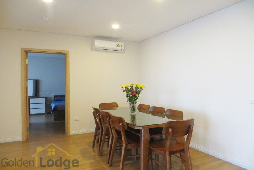Red river view Mipec Riverside apartment with 3 bedrooms, 125m2 10