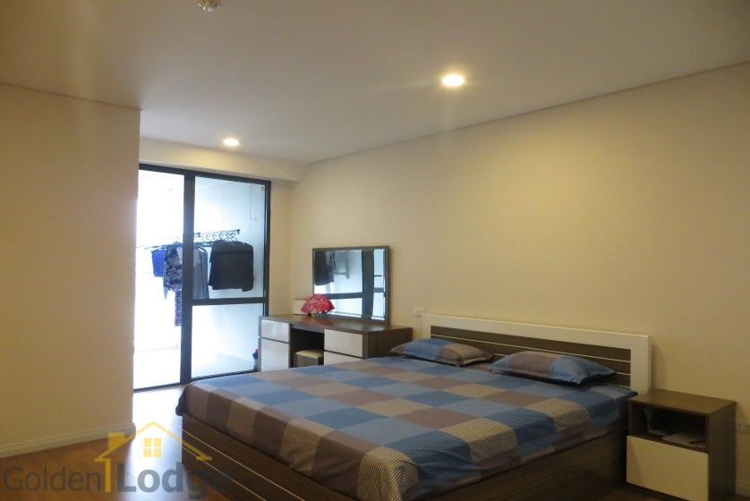 Red river view Mipec Riverside apartment with 3 bedrooms, 125m2 13