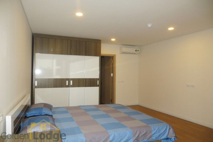 Red river view Mipec Riverside apartment with 3 bedrooms, 125m2 15