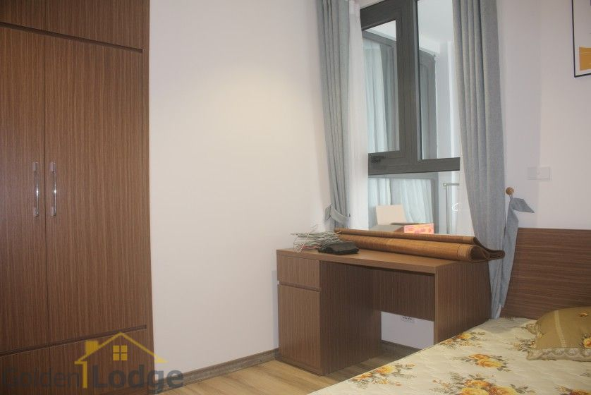 Rent a modern furnished 3 bedroom apartment in Northern Diamond 11