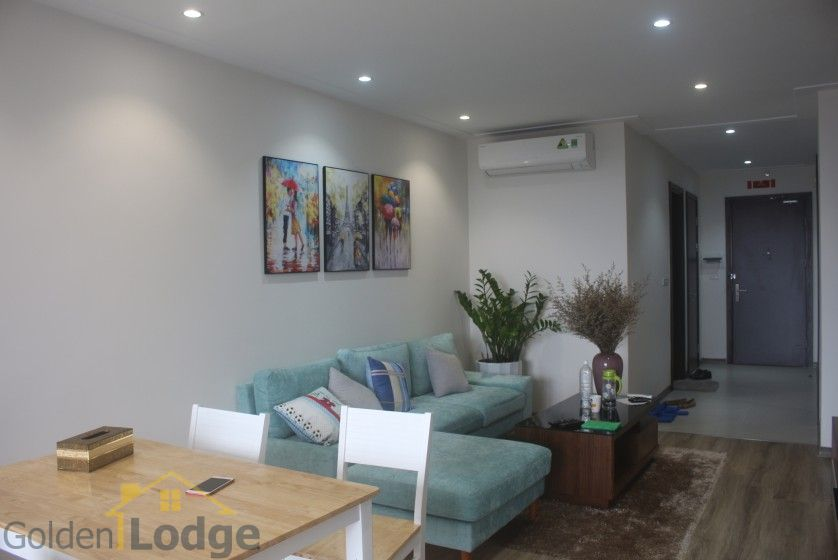 Rent a modern furnished 3 bedroom apartment in Northern Diamond 3