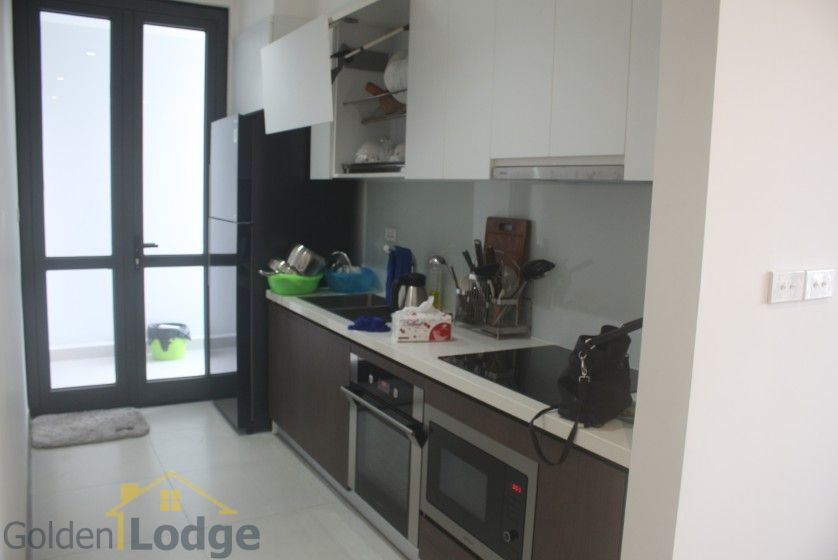 Rent a modern furnished 3 bedroom apartment in Northern Diamond 5