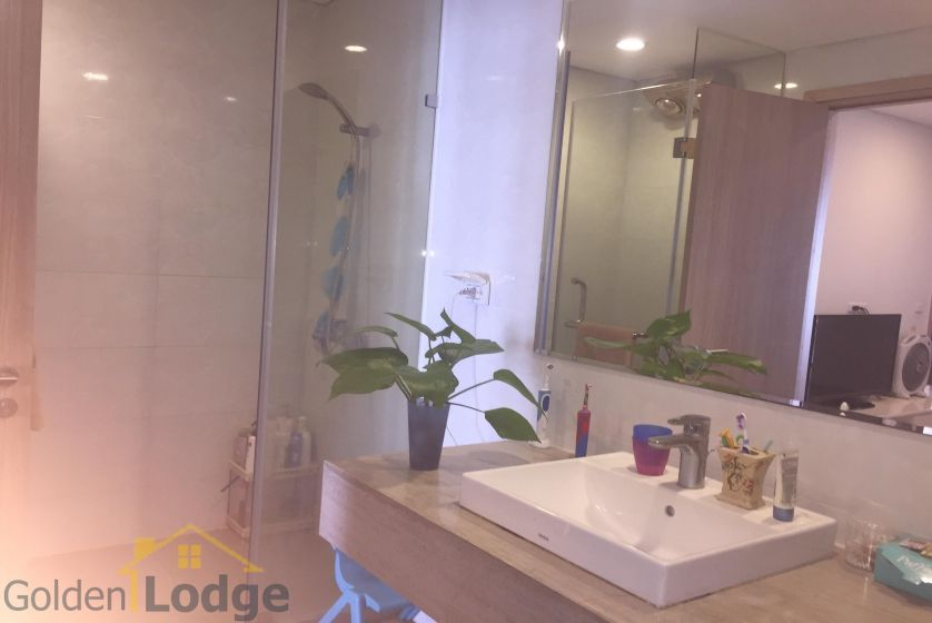 Rent three bedroom apartment in Mipec Riverside furnished 14