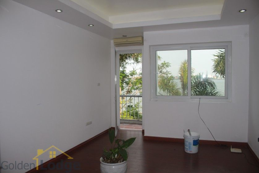 Rooftop terraced house for rent in Tay Ho with lake view 15