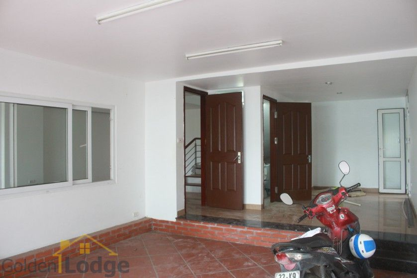 Rooftop terraced house for rent in Tay Ho with lake view 2