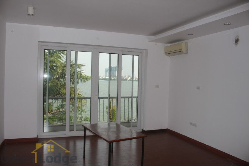 Rooftop terraced house for rent in Tay Ho with lake view 21