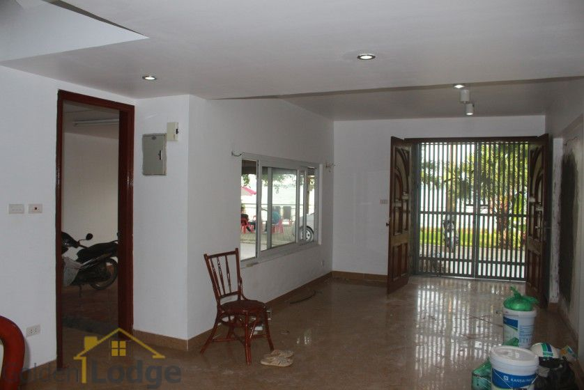 Rooftop terraced house for rent in Tay Ho with lake view 3