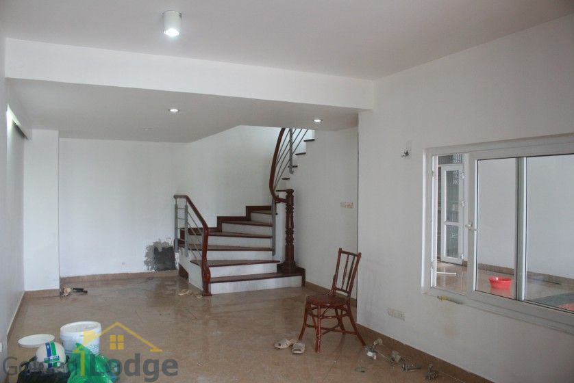 Rooftop terraced house for rent in Tay Ho with lake view 4