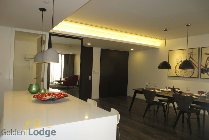 Somerset West Point Hanoi 2 bedrooms serviced apartment for rent 13