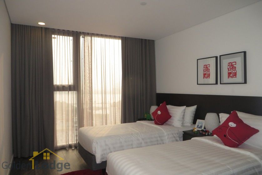 Somerset West Point Hanoi 2 bedrooms serviced apartment for rent 14