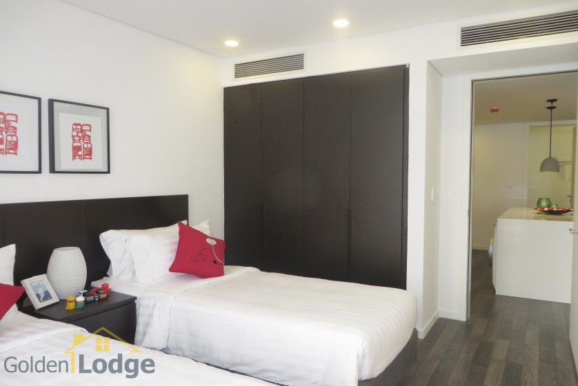 Somerset West Point Hanoi 2 bedrooms serviced apartment for rent 15
