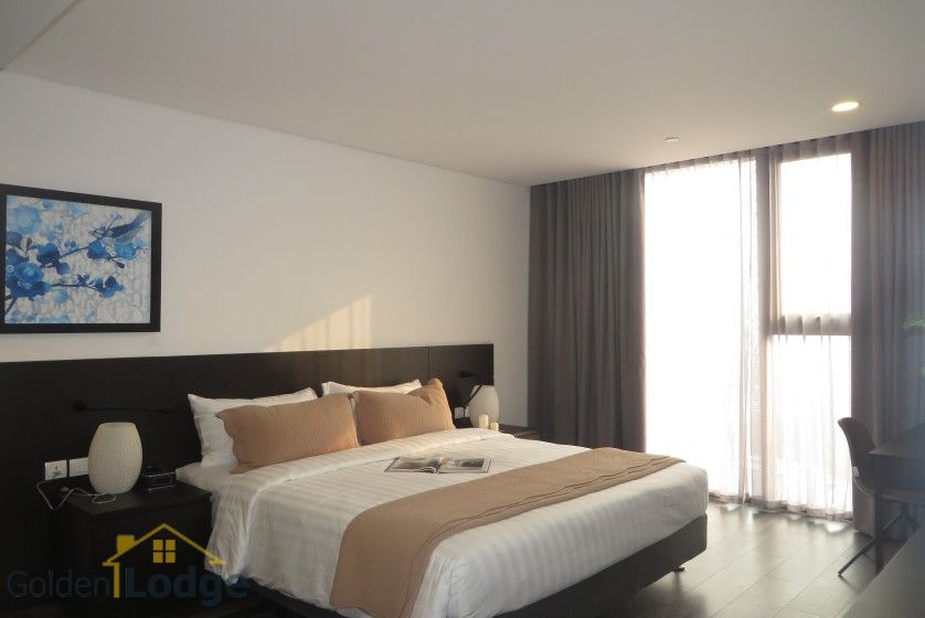 Somerset West Point Hanoi 2 bedrooms serviced apartment for rent 19