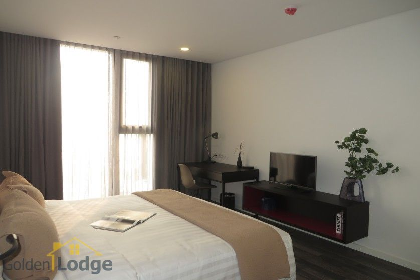 Somerset West Point Hanoi 2 bedrooms serviced apartment for rent 20