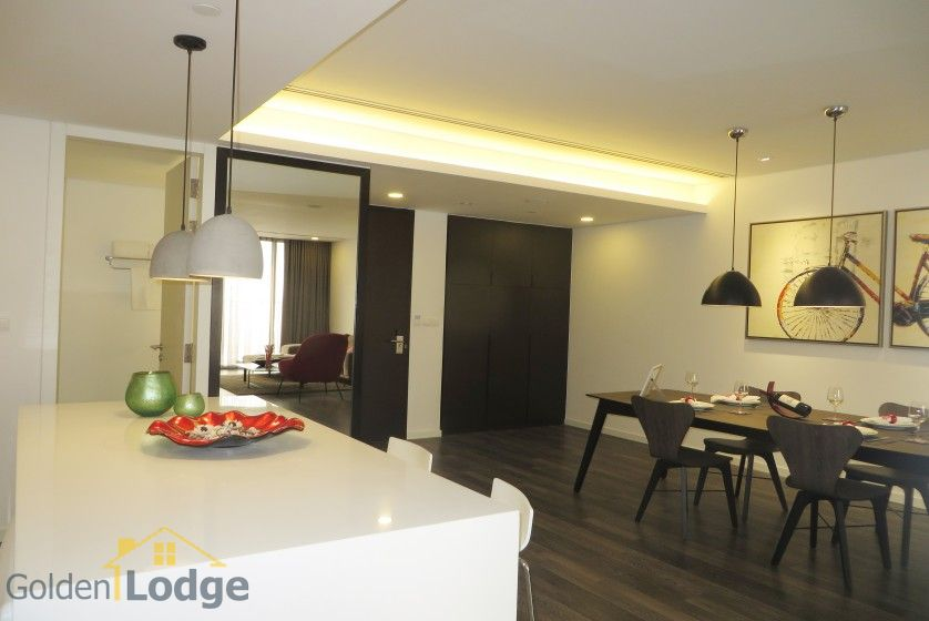 Somerset West Point Hanoi 2 bedrooms serviced apartment for rent 6