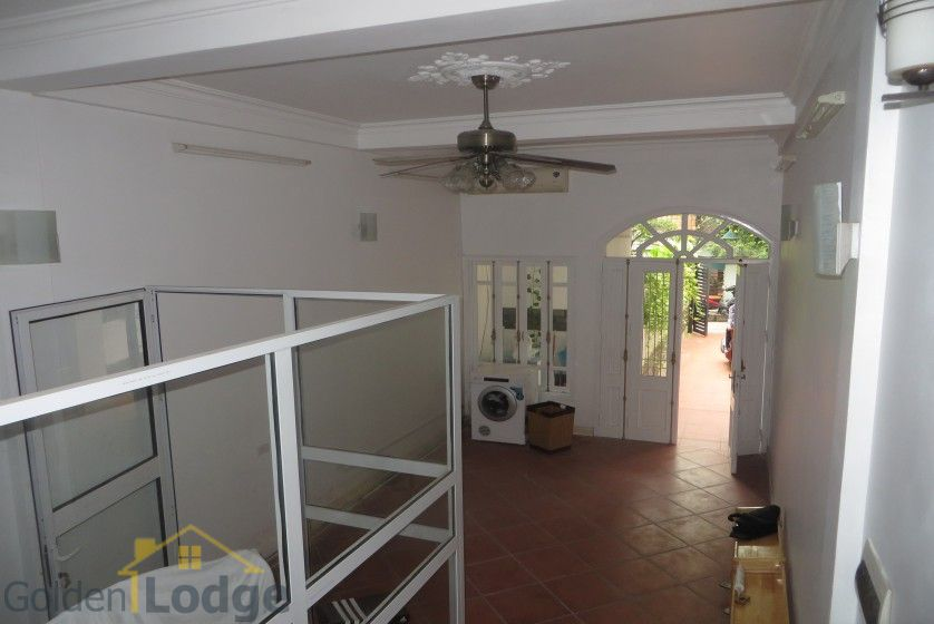 Studio apartment in Nghi Tam village Tay Ho with balcony 10