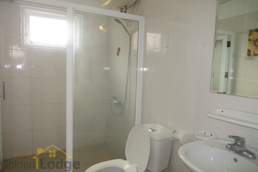 Studio apartment in Nghi Tam village Tay Ho with balcony 9