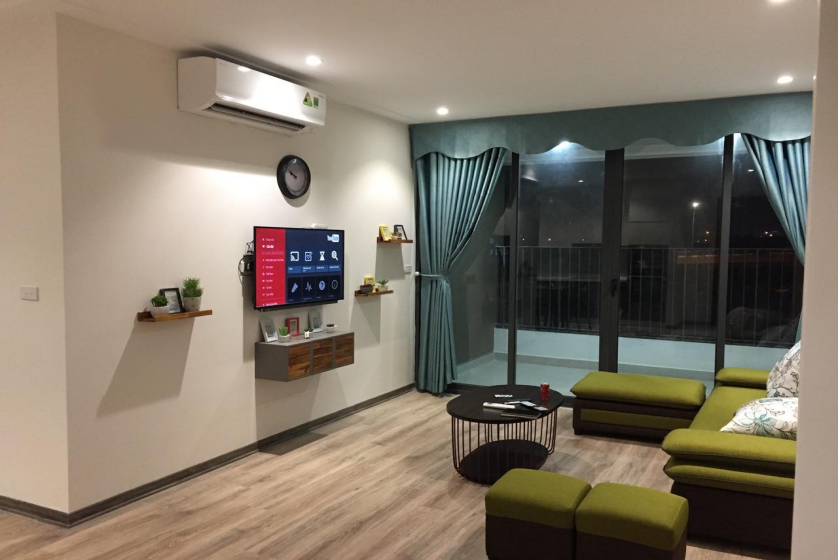 Stunning furnished 3 beds apartment in Northern Diamond rental