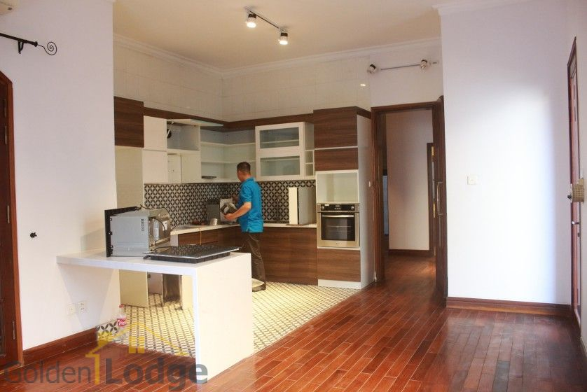 Swimming pool house in To Ngoc Van street, Tay Ho for rent 11